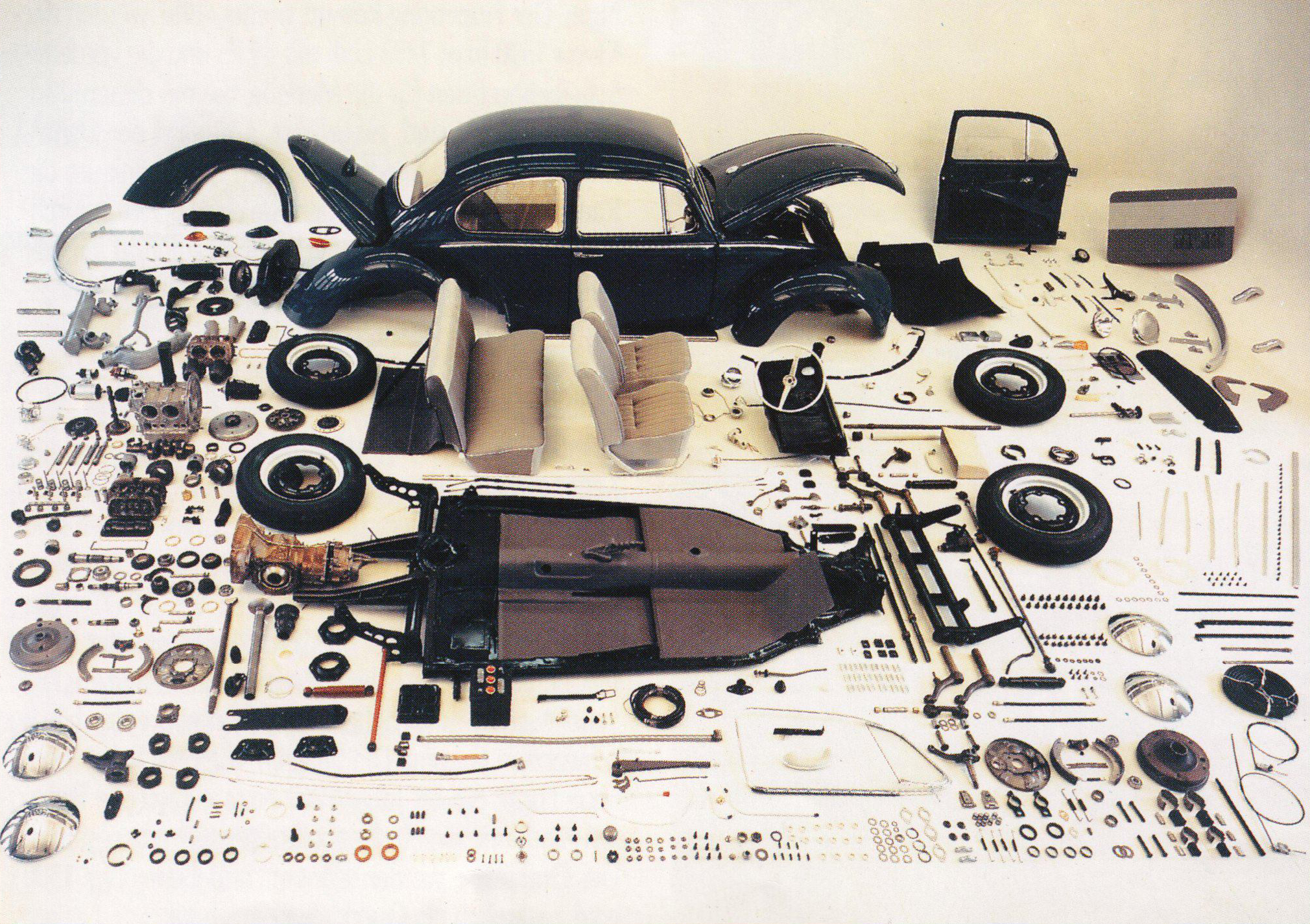 225576 Diagram Vacuum Hoses together with Imp Sensor Location additionally 67 Beetle Reverse Lights moreover VW Tech Article 1960 61 Wiring likewise Explodedview. on vw new beetle parts diagram