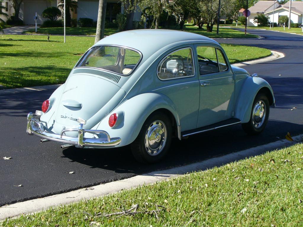 Sold l639 zenith blue 67 beetle 1967 vw beetle1967 vw beetle