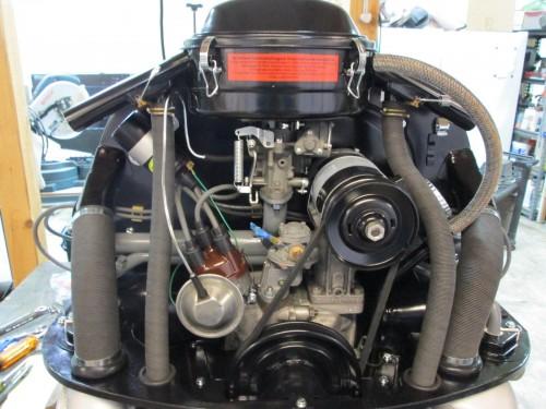 '67 Beetle — Air Cleaner & Pre Heat Hoses