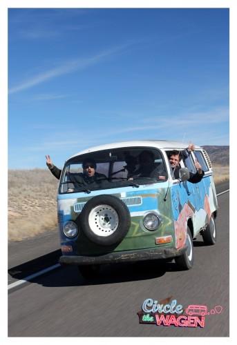 Circle the Wagen — A Buddy/Roadtrip/Docu-Dramedy