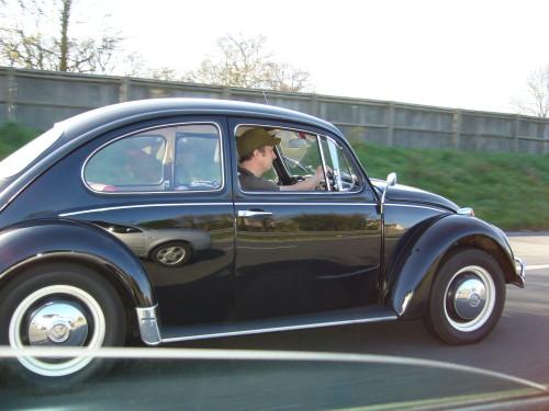 Introducing Matthew Keen 1967 Vw Beetle