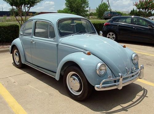 1967-Volkswagen-Beetle