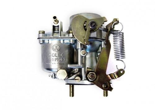 '67 Volkswagen Beetle — Differences Between 30 Pict-1 Carburetors