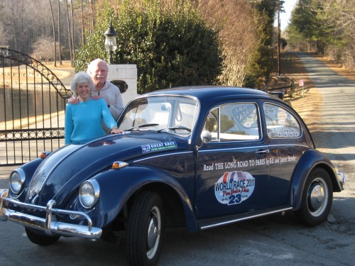Get Ready to Rally — Ed and Janet Howle
