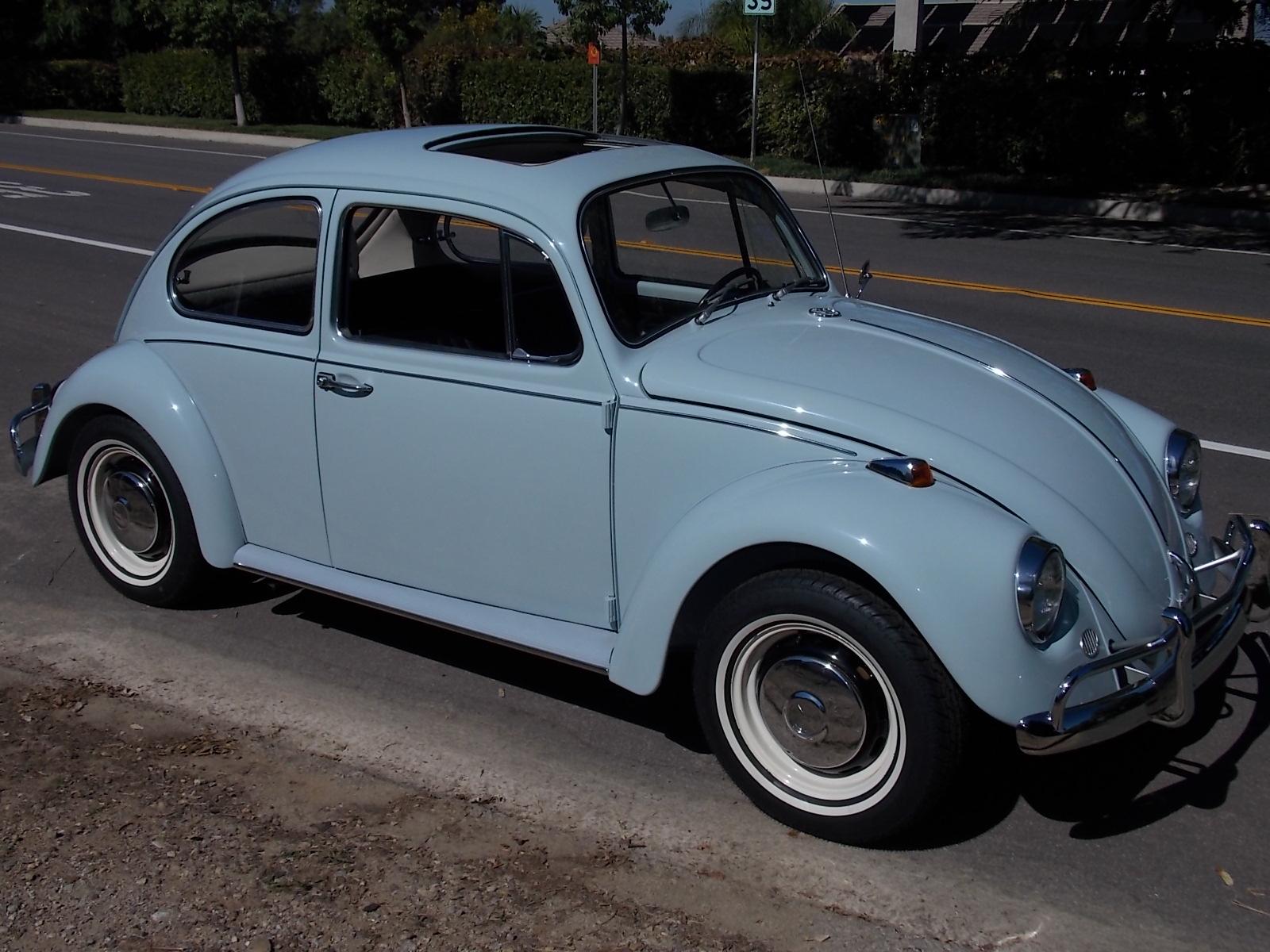 Featured '67 Beetle — Gary Beck