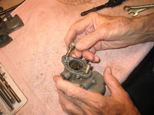 '67 Volkswagen Beetle — Vintage Carburetor Repair
