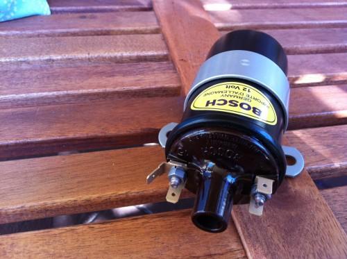 '67 Beetle short coil