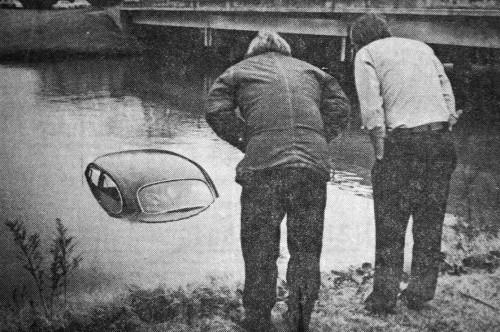 '67 Volkswagen Beetle — A Survival Story