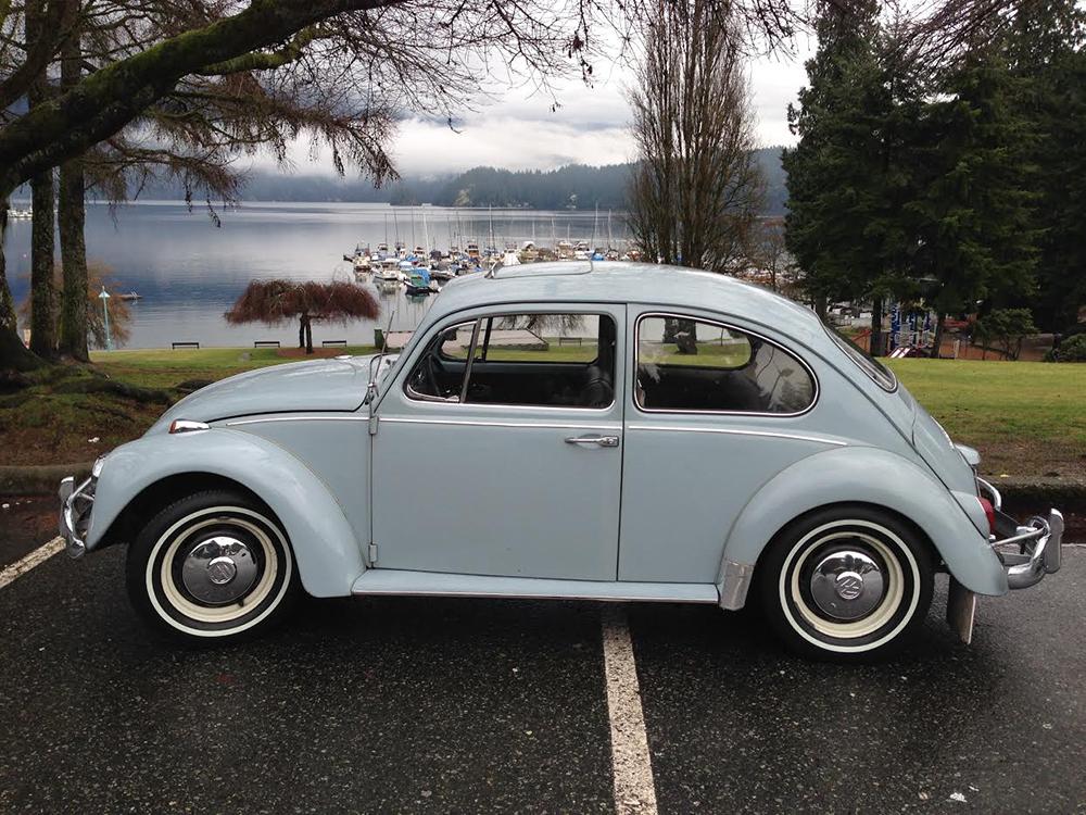 '67 Volkswagen Beetle — Tim Mossman's 1500 CC Engine Build