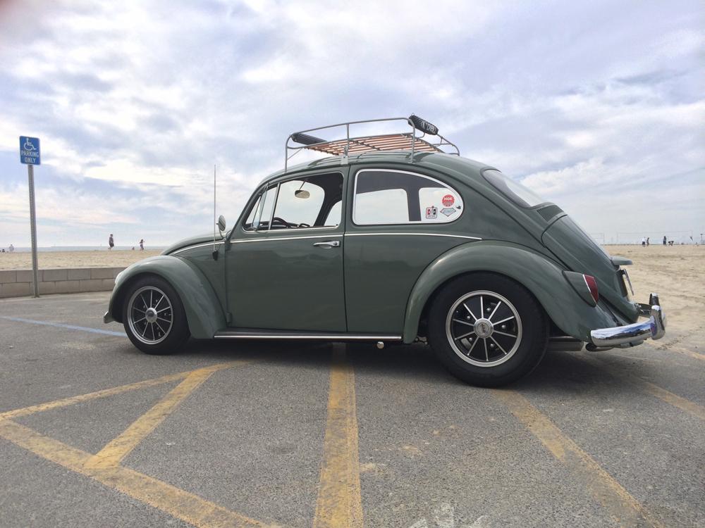 Featured '67 Beetle — Matthew Hajimomen