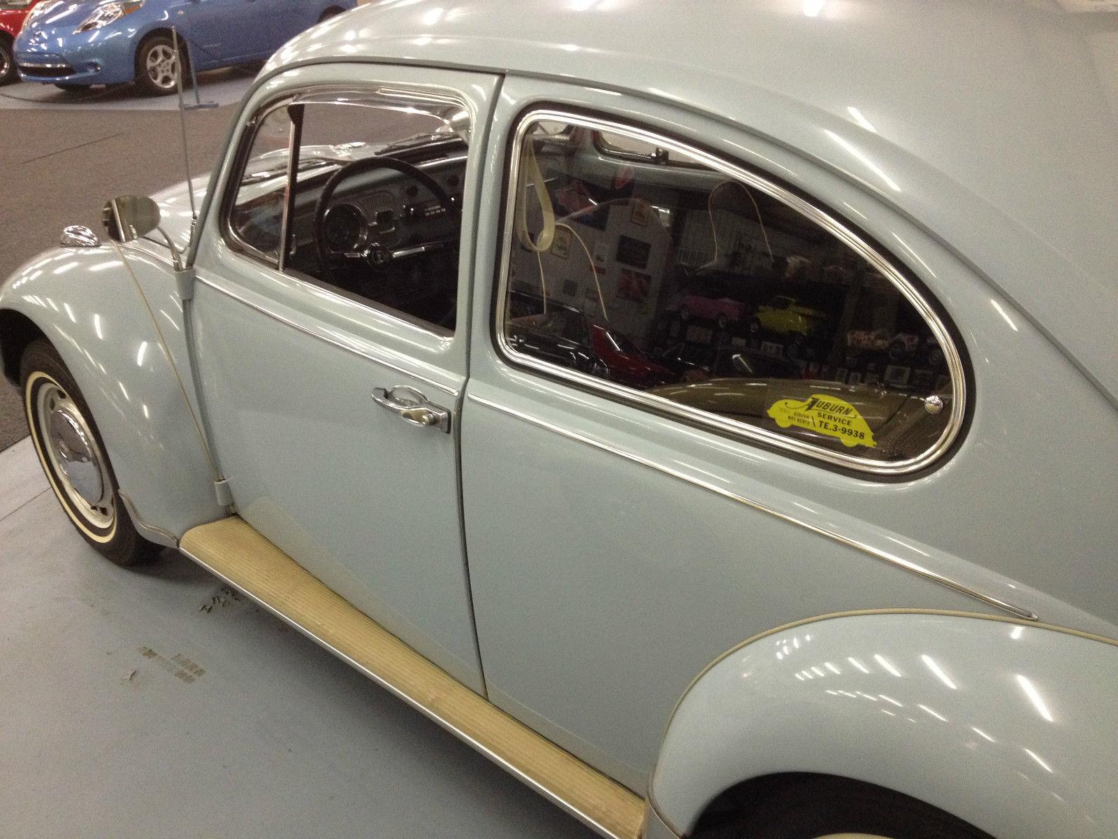 For Sale — L639 Zenith Blue '67 Beetle