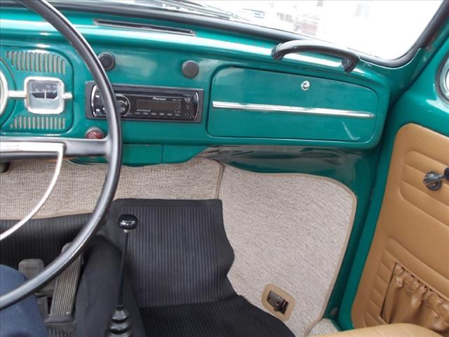 FOR SALE — L581 Java Green '67 Beetle