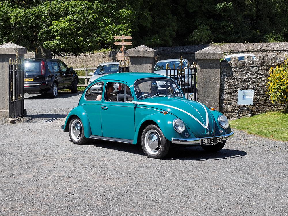 Peter Ferguson's '67 Beetle