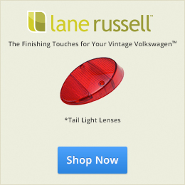 The Finishing Touches for Your Vintage Volkswagen™