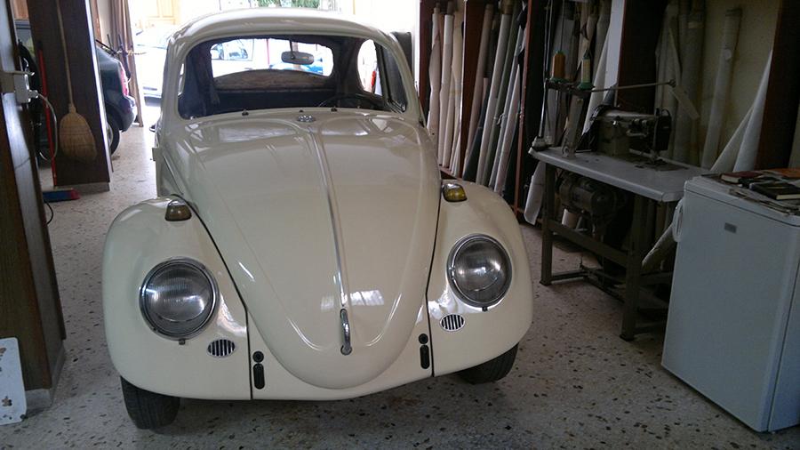 Ignatios Doukakis's L282 Lotus White '67 Beetle