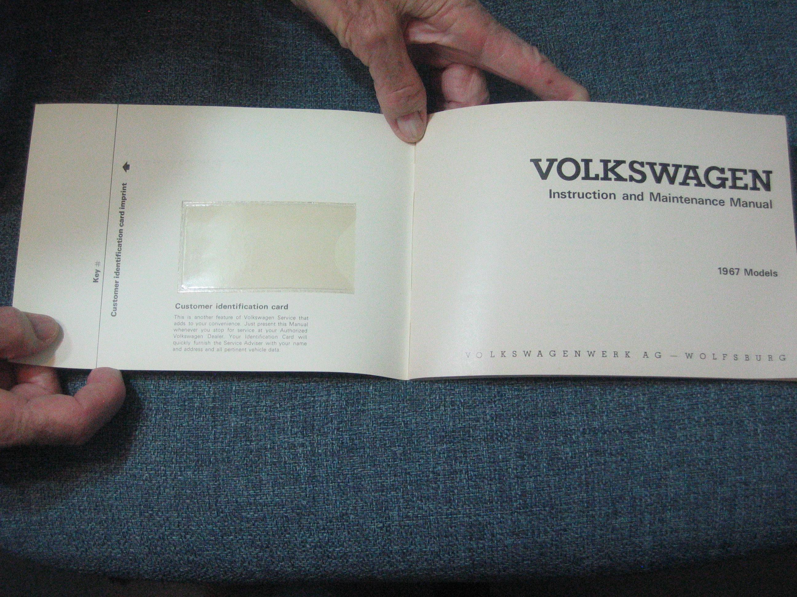 1967Owner'sManual 002