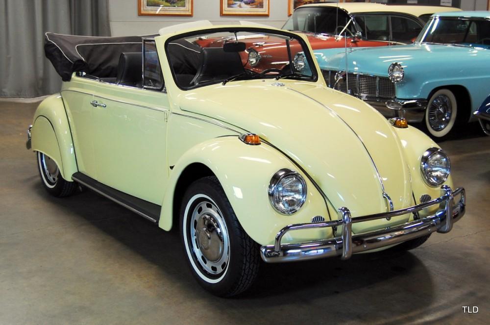 for sale l19k yukon yellow 67 vert 1967 vw beetle. Black Bedroom Furniture Sets. Home Design Ideas