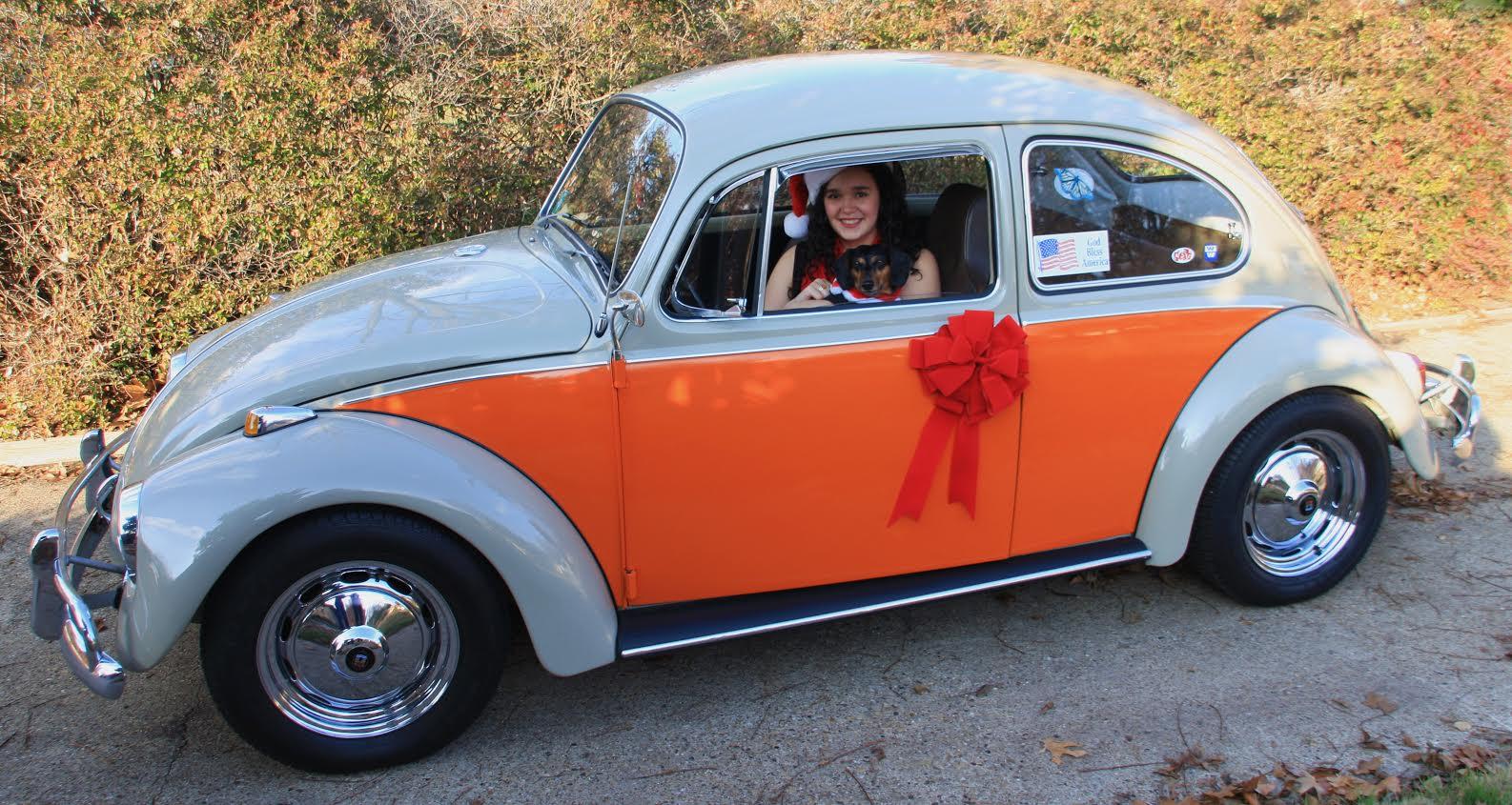 Christmas Vintage Volkswagens