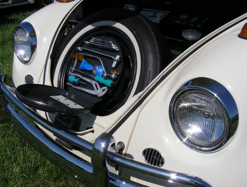 '66 - '67 VW Hazet Tool Kit
